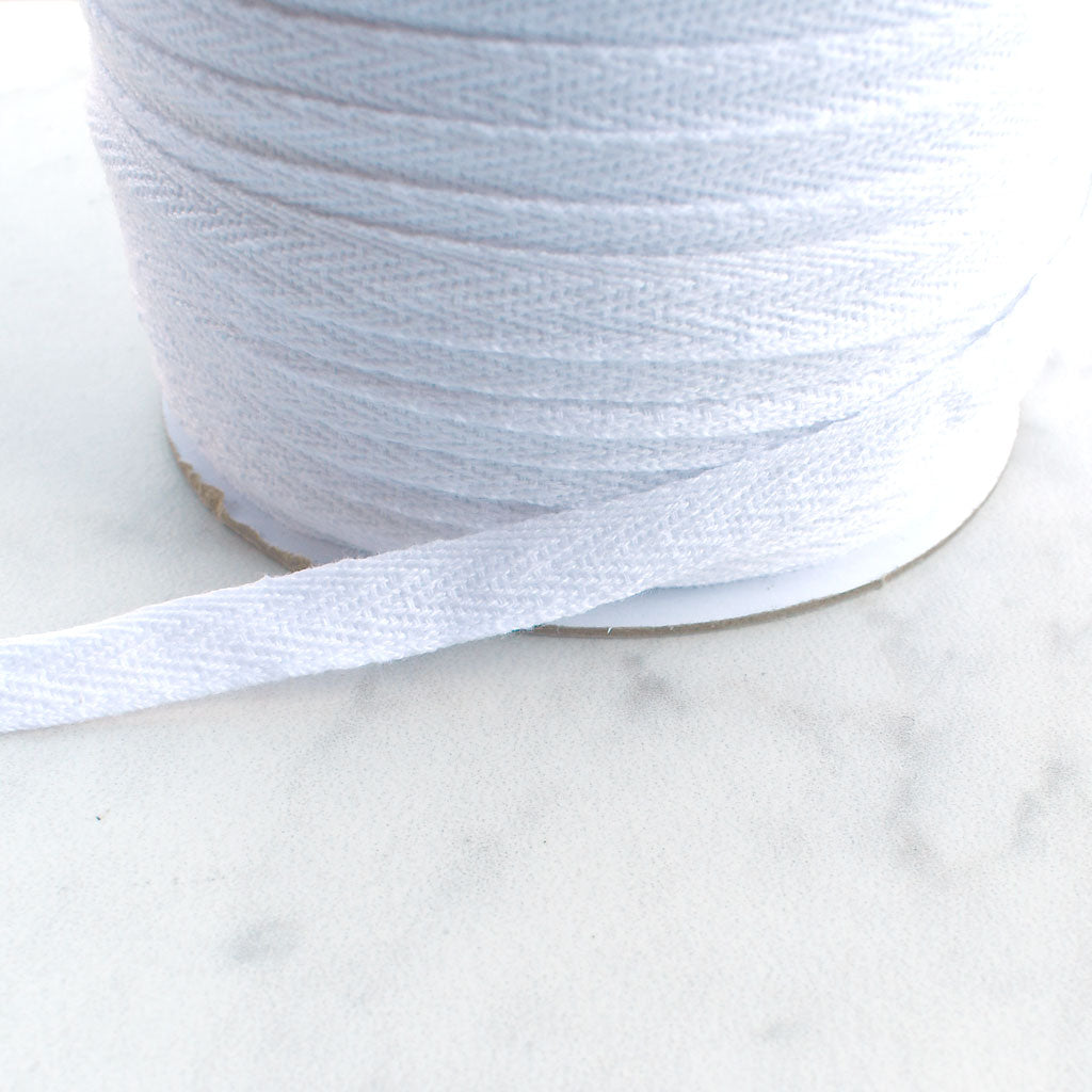 "Cotton Twill Tape 3/8"" - Trim - Style Maker Fabrics"