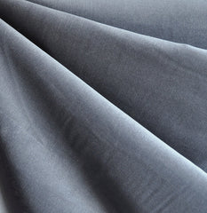 Pinwale Corduroy Shirting Slate Grey - Fabric - Style Maker Fabrics