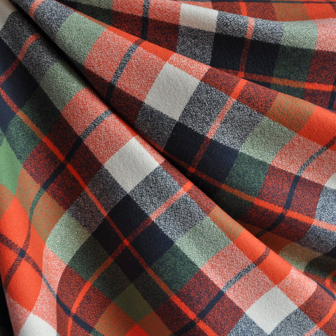 Mammoth Flannel Classic Plaid Adventure