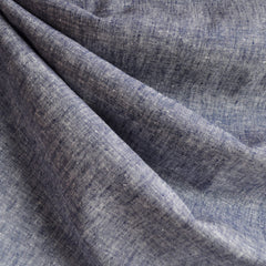 Brussels Washer Yard Dye Linen Blend Denim - Fabric - Style Maker Fabrics
