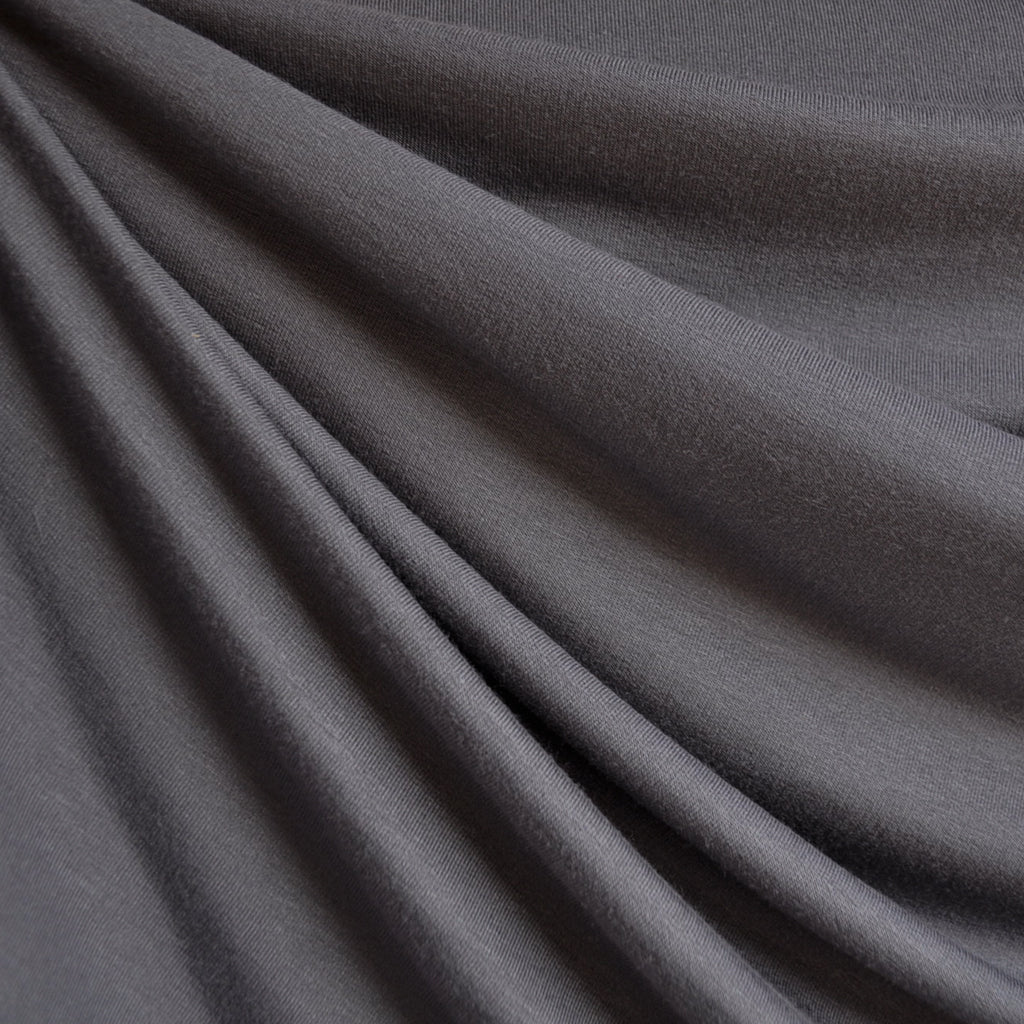 French Terry Solid Slate Grey - Fabric - Style Maker Fabrics