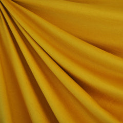 Rayon Jersey Knit Solid Mustard - Sold Out - Style Maker Fabrics