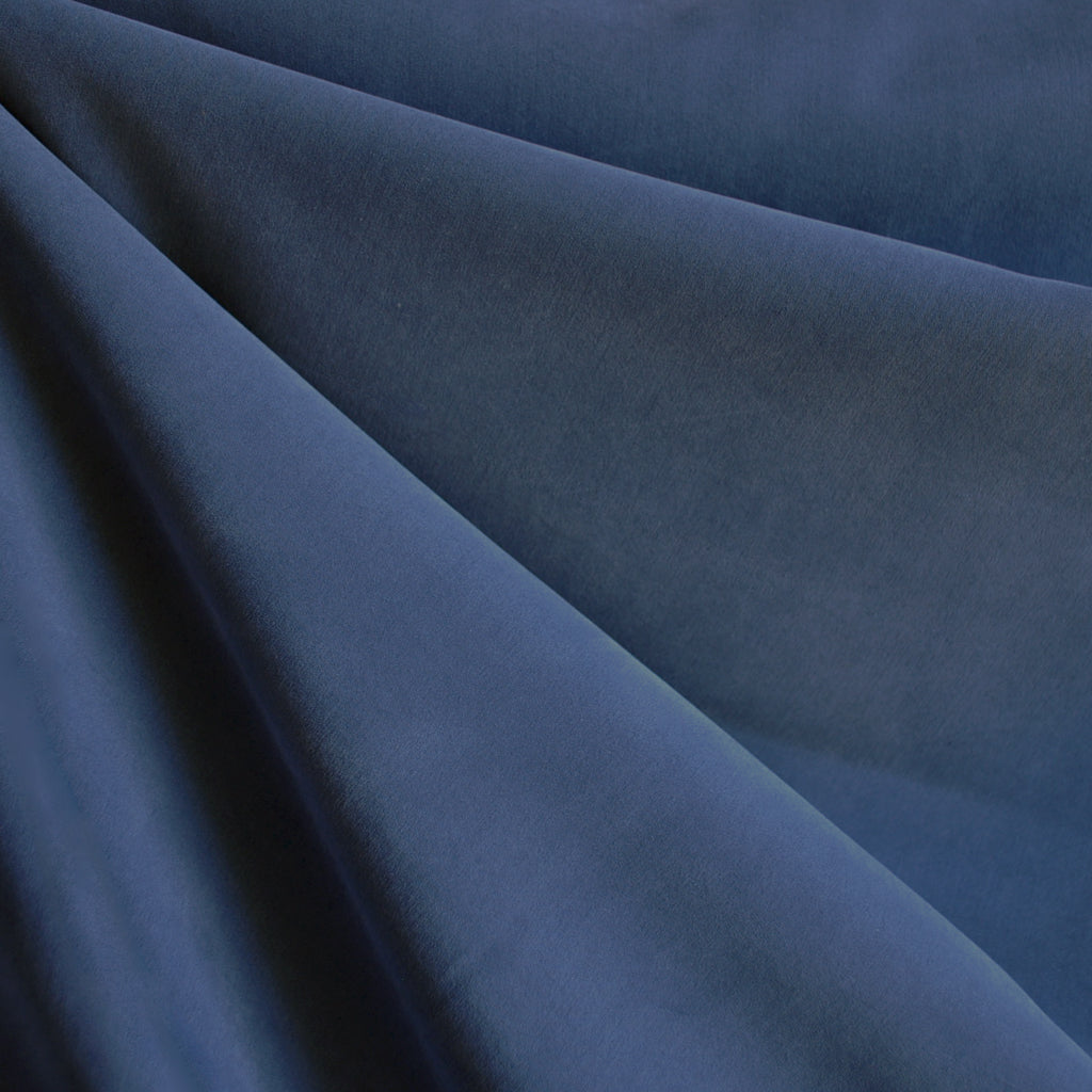 Sueded Modal Blend Shirting Navy - Fabric - Style Maker Fabrics