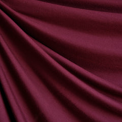 Modal Jersey Knit Solid Merlot - Sold Out - Style Maker Fabrics