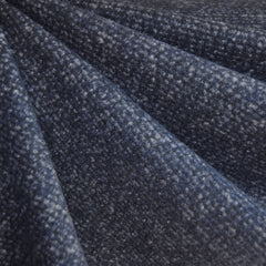 Brushed Textured Sweater Knit Sapphire - Fabric - Style Maker Fabrics