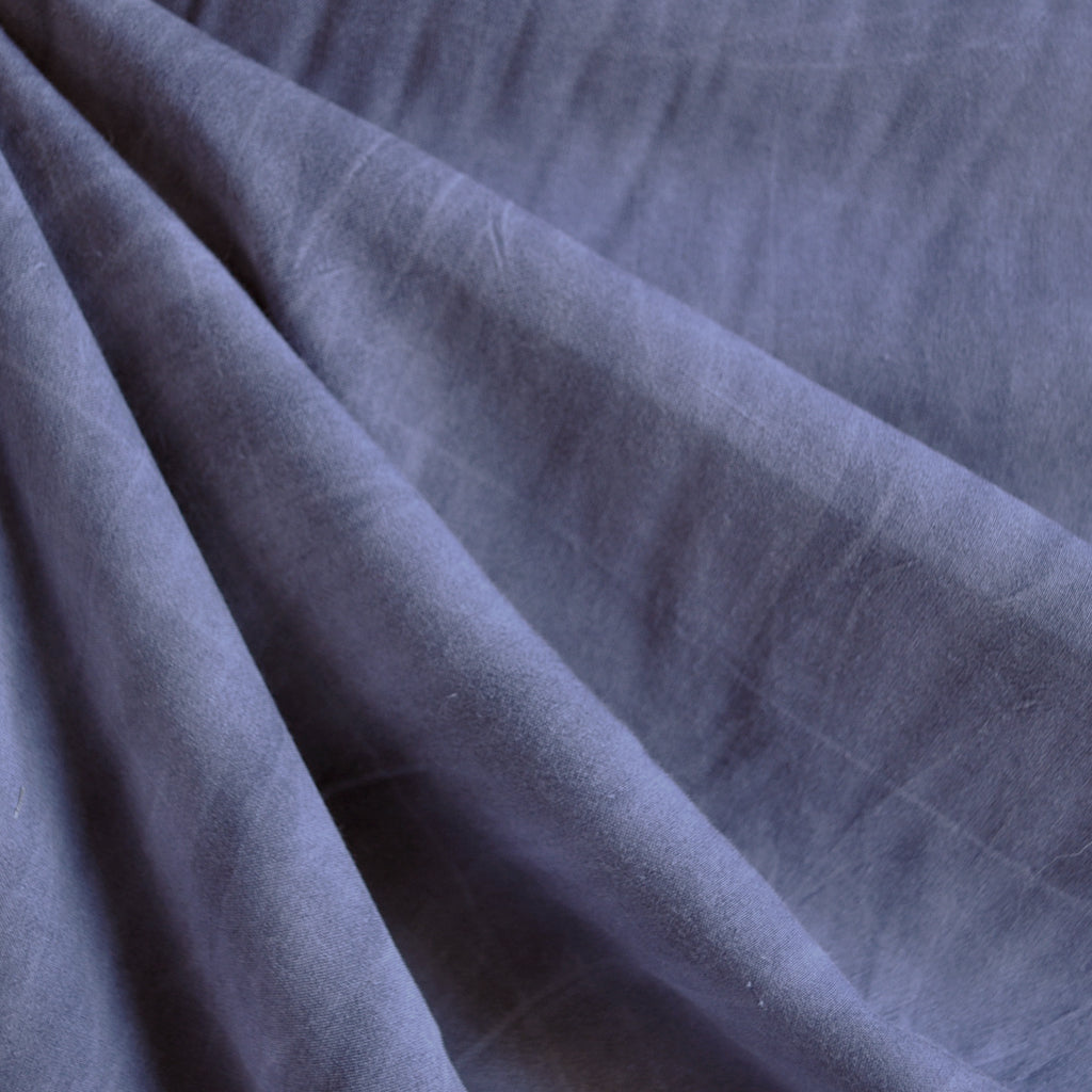 Distressed Rayon Shirting Lavender SY - Sold Out - Style Maker Fabrics
