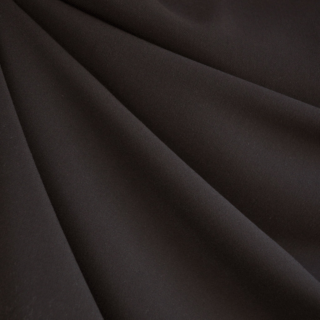 Stretch Double Twill Suiting Espresso - Fabric - Style Maker Fabrics
