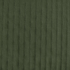 Textured Stripe Rayon Shirting Olive - Sold Out - Style Maker Fabrics