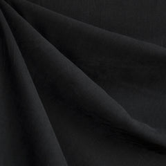 Soft Tencel Twill Solid Black SY - Sold Out - Style Maker Fabrics