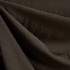 Soft Tencel Twill Solid Chocolate SY - Selvage Yard - Style Maker Fabrics