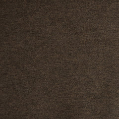 Ponte Knit Solid Heather Chocolate - Fabric - Style Maker Fabrics