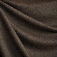 Ponte Knit Solid Heather Chocolate SY - Sold Out - Style Maker Fabrics