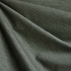 Ponte Knit Solid Heather Olive - Fabric - Style Maker Fabrics