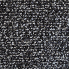 Boucle Sweater Knit Charcoal/Cream SY - Sold Out - Style Maker Fabrics