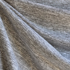 French Terry Solid Heather Grey - Fabric - Style Maker Fabrics