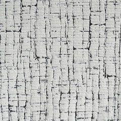 Crackle Texture Double Knit Vanilla/Black - Sold Out - Style Maker Fabrics
