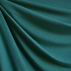Modal Jersey Knit Solid Teal - Fabric - Style Maker Fabrics