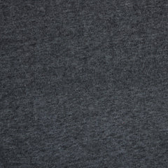 Sweatshirt Fleece Solid Charcoal - Sold Out - Style Maker Fabrics