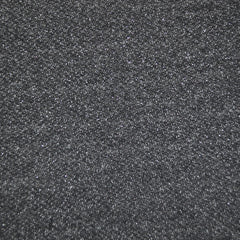 Glittery French Terry Charcoal - Fabric - Style Maker Fabrics