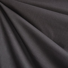 Cotton Jersey Knit Solid Charcoal - Sold Out - Style Maker Fabrics