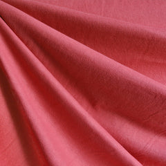 Cotton Jersey Knit Solid Coral - Sold Out - Style Maker Fabrics