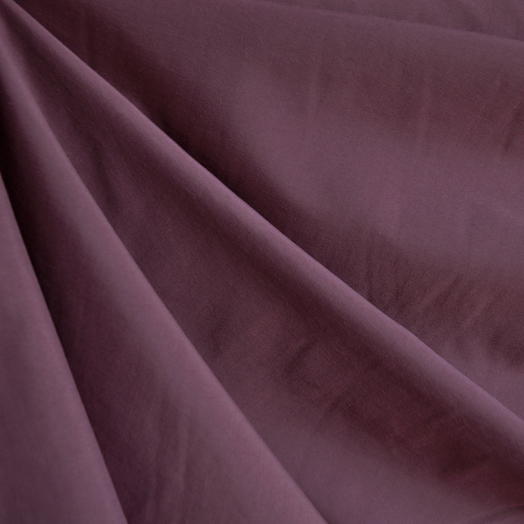 Soft Nylon Coating Maroon SY - Sold Out - Style Maker Fabrics