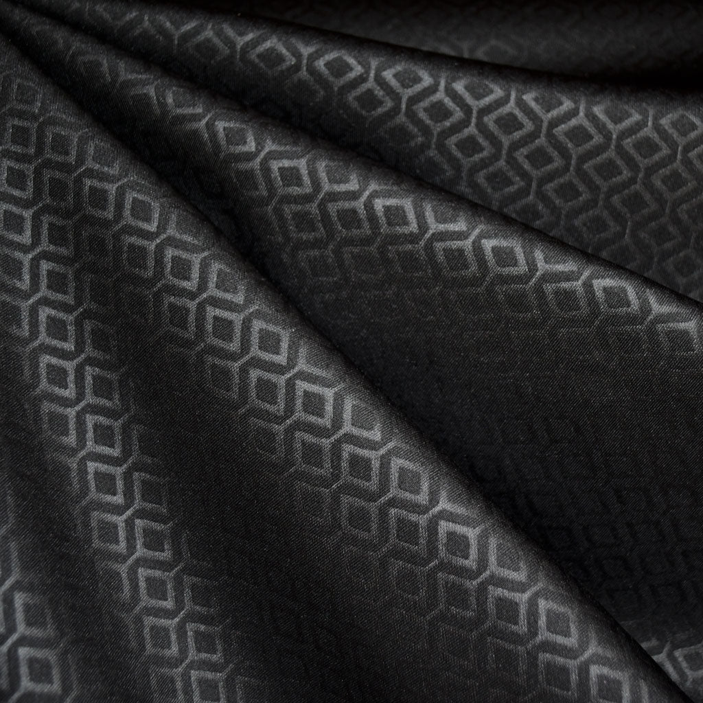Embossed Athletic Legging Knit Black SY - Sold Out - Style Maker Fabrics
