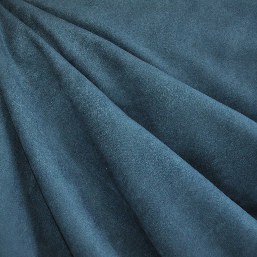 Soft Suede Shirting Ocean - Sold Out - Style Maker Fabrics