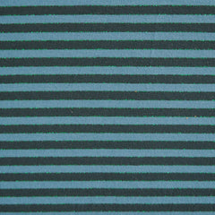 Metallic Stripe Jersey Knit Jade/Hunter SY - Sold Out - Style Maker Fabrics
