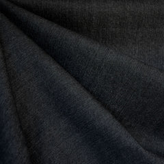 Washed Stretch Slub Denim Onyx - Sold Out - Style Maker Fabrics