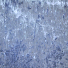 Stretch Panne Velvet Solid Ice Blue SY - Sold Out - Style Maker Fabrics