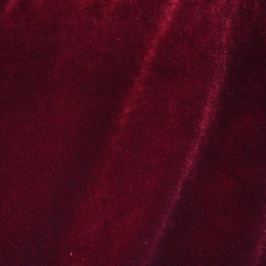 Stretch Velvet Solid Raspberry - Fabric - Style Maker Fabrics