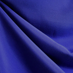 Rayon Crepe Solid Sapphire SY - Sold Out - Style Maker Fabrics