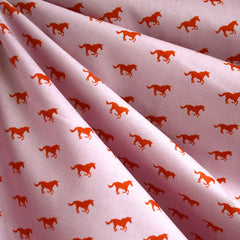 Unicorn Race Cotton Lawn Blossom - Fabric - Style Maker Fabrics