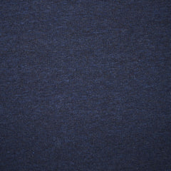 Sweatshirt Fleece Heather Navy - Fabric - Style Maker Fabrics