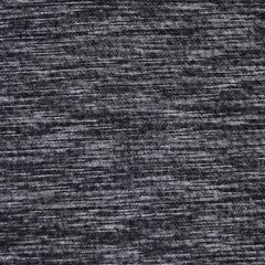Textured Plush Double Knit Heather Grey - Sold Out - Style Maker Fabrics