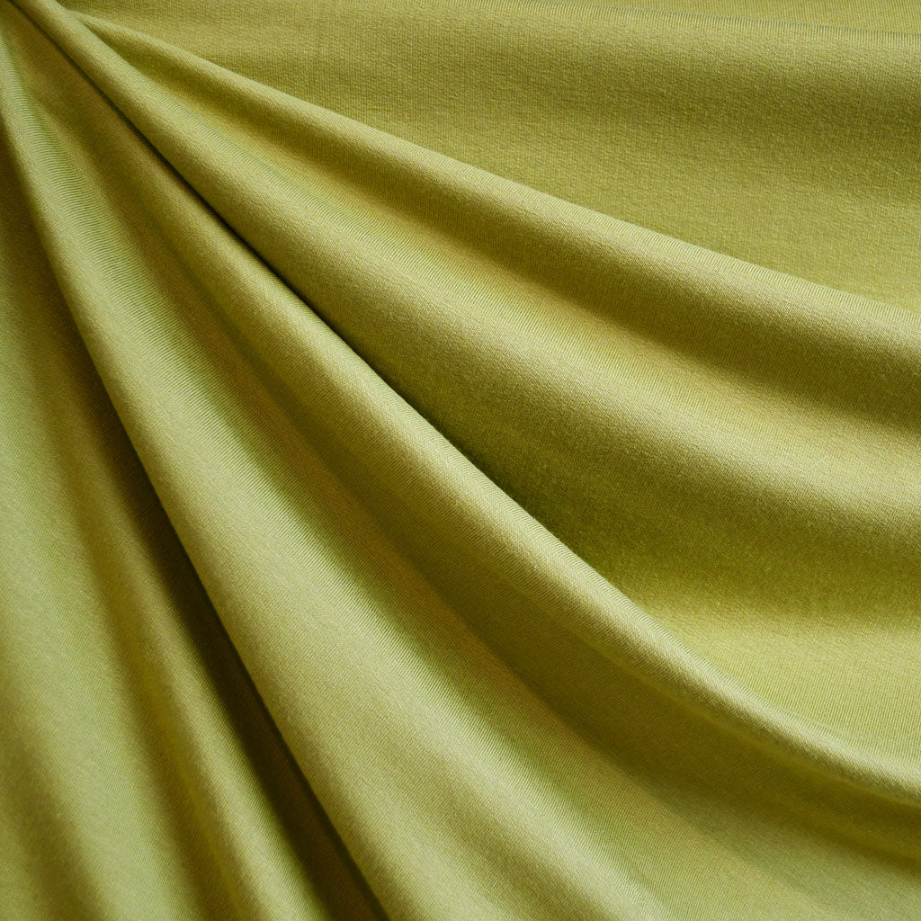 Bamboo Jersey French Terry Citron SY - Sold Out - Style Maker Fabrics
