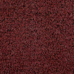 Textured Boucle Sweater Knit Garnet SY - Sold Out - Style Maker Fabrics