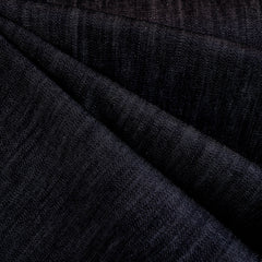 Calendered Stretch Denim Indigo - Sold Out - Style Maker Fabrics