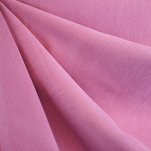 Soft Tencel Twill Solid Rose