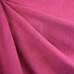 Soft Tencel Twill Solid Fuchsia - Fabric - Style Maker Fabrics