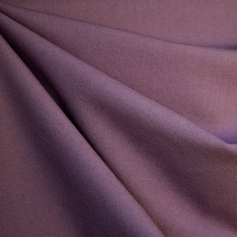 Designer Stretch Double Twill Suiting Orchid