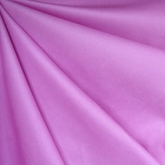 Stretch Cotton Twill Solid Orchid - Sold Out - Style Maker Fabrics