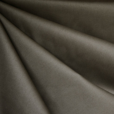 Cotton Twill Solid Olive