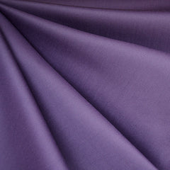 Stretch Cotton Twill Solid Purple SY - Sold Out - Style Maker Fabrics