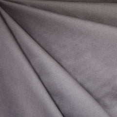 Cotton Twill Solid Smoke - Fabric - Style Maker Fabrics