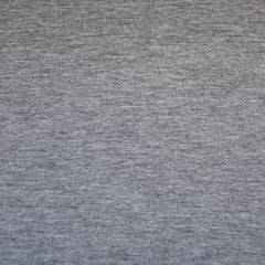 Suprema Cotton Jersey Knit Heather Grey - Sold Out - Style Maker Fabrics