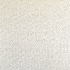 Herringbone Texture French Terry Cream SY - Selvage Yard - Style Maker Fabrics