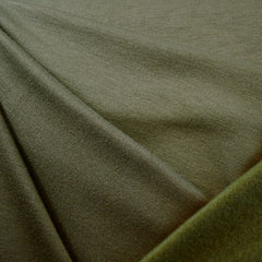 Sweatshirt Fleece Solid Army Green - Sold Out - Style Maker Fabrics