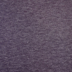 Sweatshirt Fleece Heather Purple - Sold Out - Style Maker Fabrics